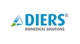 Logo DIERS, producenta sprzętu do diagnostyki komputerowej
