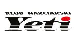 logo klub narciarski Yeti
